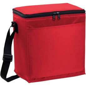 12-Pack Insulated Bag Imprinted with Your Logo