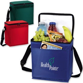 12-Pack Insulated Bag for Advertising