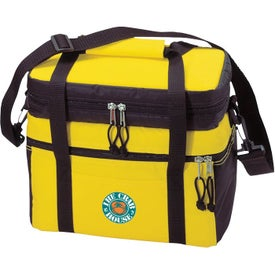 12 Pack Insulated Picnic Cooler