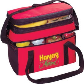 Promotional 12 Pack Insulated Picnic Cooler