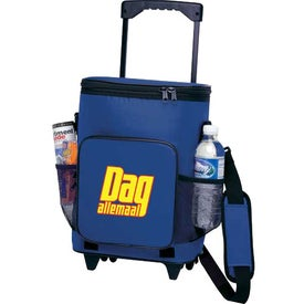 18-Can Rolling Insulated Cooler for Your Church