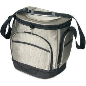 Imprinted 20 Can Executive Cooler Bag