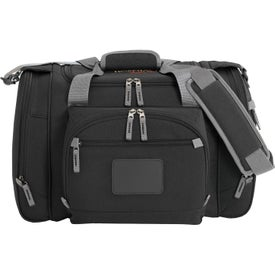 24-Can Convertible Duffel Cooler for Customization