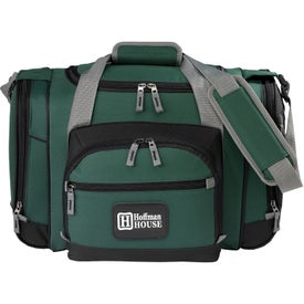 24-Can Convertible Duffel Cooler for Marketing