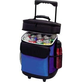 Monogrammed 30 Can Roller Cooler