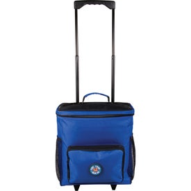 30 Can Rolling Cooler Bag for Customization