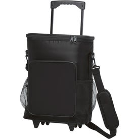 30-Can Rolling Insulated Cooler Bag for Your Organization