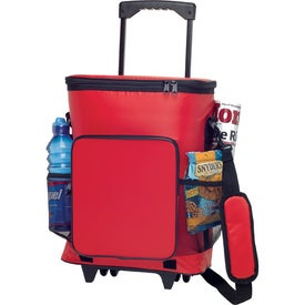 30-Can Rolling Insulated Cooler Bag for Your Church