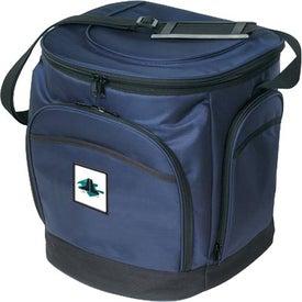 Printed 40 Can Executive Cooler Bag