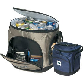 40 Can Executive Cooler Bag Branded with Your Logo