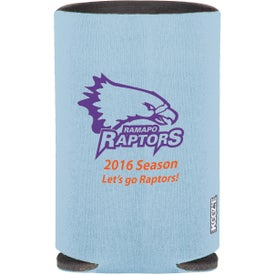 Logo Collapsible Koozie Can Cooler