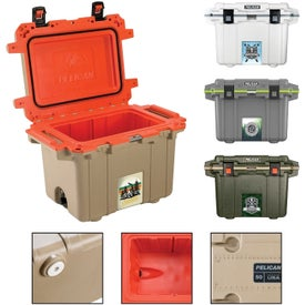 50 Quart Pelican Elite Cooler