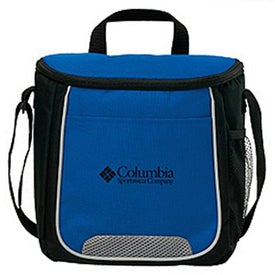 Personalized 6 Can Rally Cooler Bag