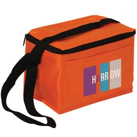 Promotional 6 Pack Cooler Bag