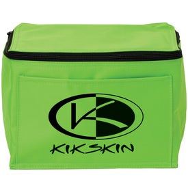 6 Pack Cooler Bag for Customization
