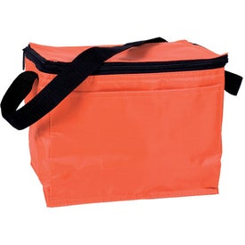 6 Pack Cooler for Customization