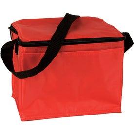 6 Pack Cooler for Marketing