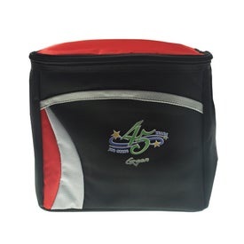6 Pack Wave Cooler Branded with Your Logo