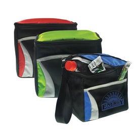6 Pack Wave Cooler
