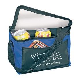 6 Pak Cooler for Advertising