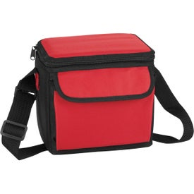 6-Can Cooler Bag for Advertising