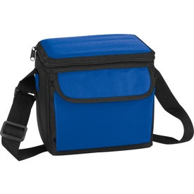 Imprinted 6-Can Cooler Bag
