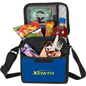 Customized 6-Can Cooler Bag