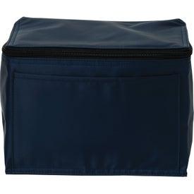 Printed 6 Pack Cooler Bag