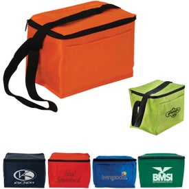 6 Pack Cooler Bag