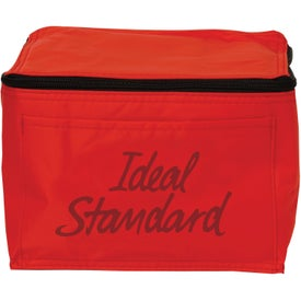 6 Pack Cooler Bag for Advertising