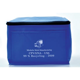Customized 6 Pack Cooler Bag