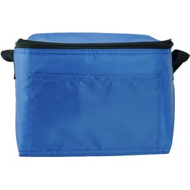 6 Pack Nylon Cooler Bag for Your Church