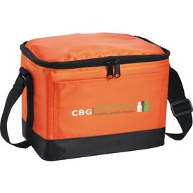 Custom 6-Pack Insulated Bag