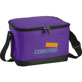 Imprinted 6-Pack Insulated Bag