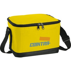 Logo 6-Pack Insulated Bag