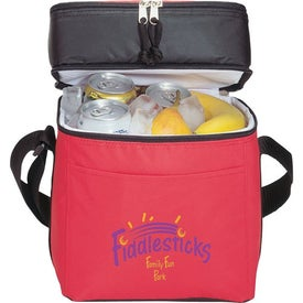 Advertising 6 Pack Plus Insulated Lunch Box