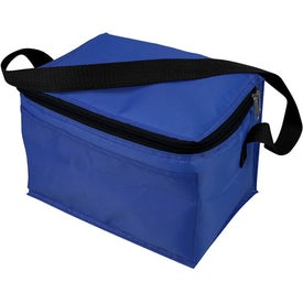 Custom 6-Pack Cooler Tote