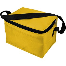 Branded 6-Pack Cooler Tote