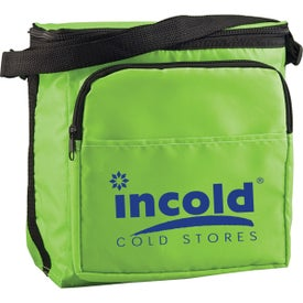 Imprinted Twelve Pack Cooler Bag