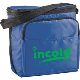 Branded Twelve Pack Cooler Bag
