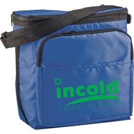 Branded Twelve Pack Cooler Bag