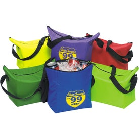 All American 6-pack Cooler (Polycord)