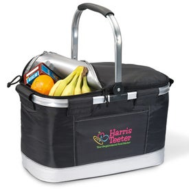 All Purpose Basket Cooler for Advertising