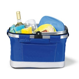 Logo All Purpose Basket Cooler