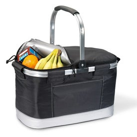 All Purpose Basket Cooler with Your Logo