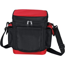 All-In-One Insulated Lunch Carrier Printed with Your Logo
