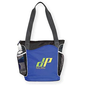 Alpine Crest Cooler Tote with Your Slogan