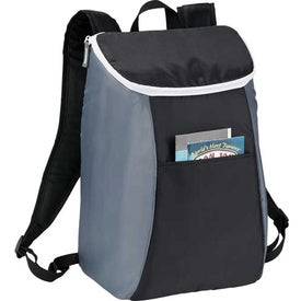 Monogrammed Arctic Zone 24-Can Sport Backpack Cooler