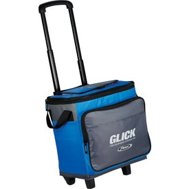 Arctic Zone 35-Can Cooler with Rolling Cart