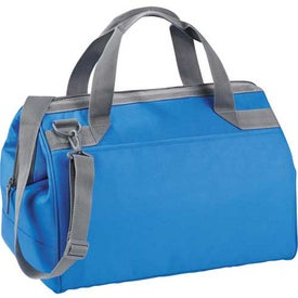 Arctic Zone 48-Can Picnic Doctor's Bag Cooler Imprinted with Your Logo